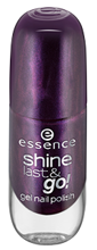 Essence Shine Last&Go! Żelowy lakier do paznokci 25 Arabian night 8ml