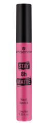 Essence Stay 8h MATTE Liquid Lipstick Matowa pomadka w płynie 06 To be fair 3ml