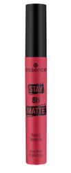 Essence Stay 8h MATTE Liquid Lipstick Matowa pomadka w płynie 08 I dare you 3ml