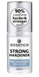 Essence nail STRONG HARDENER Wzmacniająca odżywka do paznokci 8ml
