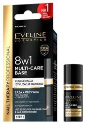 Eveline 8w1 Multi-Care Base Baza+odżywka pod lakier hybrydowy 5ml