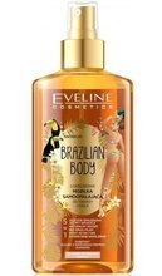 Eveline Cosmetics Brazilian Body mgiełka samoopalająca 5w1 150ml