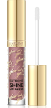 Eveline Cosmetics Glow&Go Lip Gloss Błyszczyk do ust 05 SPARKLING CARAMEL