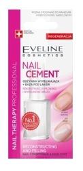 Eveline Cosmetics Nail Therapy Odżywka wypełniająca + baza pod lakier 12ml