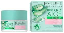 Eveline Cosmetics  ORGANIC ALOE krem-żel do twarzy Nawilżająco-łagodzący 50ml