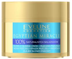 Eveline Egyptian Miracle Krem-ratunek do twarzy ciała włosów 7 składników 40ml