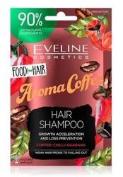 Eveline Food for Hair szampon do włosów Aroma Coffee 20ml