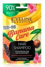 Eveline Food for Hair szampon do włosów Banana Care 20ml