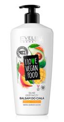 Eveline I LOVE VEGAN FOOD balsam do ciała Mango/Awokado 350ml