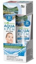 Fitokosmetik Aqua Krem do twarzy do cery suchej i wrażliwej Sok aloe vera 45ml