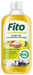 Fitokosmetik naturalny płyn do naczyń wiórki mydlane z sodą oczyszczoną FITO279 490ml