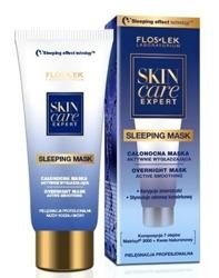 Floslek Skin Care - Całonocna maska wygładzająca 75ml