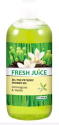 Fresh Juice Żel Pod Prysznic Lemongrass&Vanilla 500ml