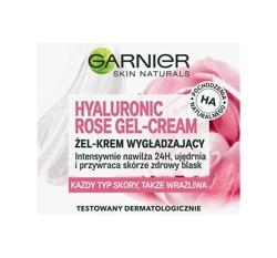 GARNIER HYALURONIC ROSE GEL-CREAM Różany żel-krem wygładzający 50ml