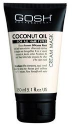 GOSH Coconut Oil Cream Mask Kokosowa maska do włosów 150ml