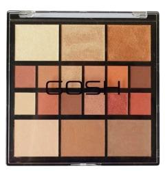 GOSH Grab&Go Paletka do makijażu 002 From dusk till dawn