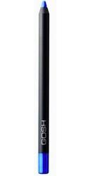 GOSH Velvet Touch Eye Liner Waterproof - Wodoodporna kredka do oczu 011 Sky High