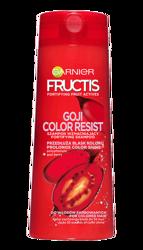 Garnier Fructis Goji Color Resist Szampon do włosów farbowanych 250ml