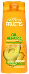 Garnier Fructis Oil Repair 3 Szampon wzmacniający 2w1 400ml