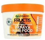 Garnier Fructis Papaya Hair Food Regenerująca maska do włosów 390ml
