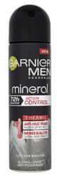 Garnier MEN Spray Mineral Action Control 72h Dezodorant dla mężczyzn w spray 150ml