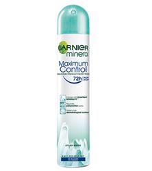 Garnier Maxiumum Control 72h Antyperspirant w sprayu 150ml