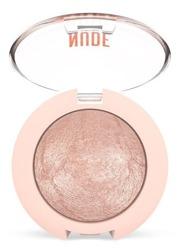 Golden Rose Nude Look Pearl Baked Eyeshadow Wypiekany perłowy cień do oczu 01