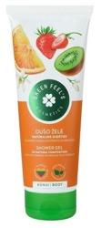 Green Feel's Żel pod prysznic z ekstraktami owocowymi 250ml