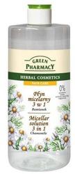 Green Pharmacy Płyn micelarny 3w1 Rumianek, 500 ml