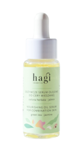 HAGI Serum cera mieszana Green Tea/Jasmine 30ml