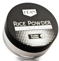 HEAN Rice Powder 00 Translucent Puder ryżowy transparentny 8g