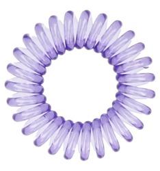 Hair Springs Fioletowa gumka do włosów SPRĘŻYNA 1szt.