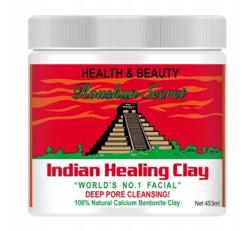 Health&Beauty Indian healing Clay Indyjska glinka lecznicza 454g