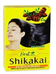 Hesh Shikakai Puder myjący do włosów 100g