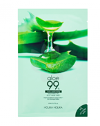 Holika Holika Aloe Soothing Gel Jelly Mask Sheet Maska do twarzy w płachcie 23ml