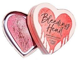 I Heart Makeup Bleeding Heart Highlighter Wypiekany rozświetlacz do twarzy