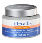 IBD BUILDER GEL NATURAL II LED/UV Żel budujący 56G