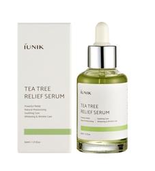 IUNIK Tea Tree Relief Serum Kojące serum do cery problematycznej 50ml
