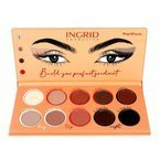 Ingrid FOXY EYES Paleta cieni do powiek 12g