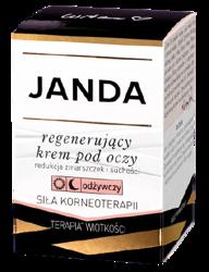 JANDA Regenerujący krem pod oczy 15ml