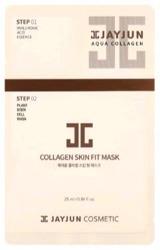 JAYJUN Collagen Skin Fit Mask 2-step Ujędrniająca maska w płachcie z kolagenem