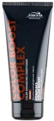 Joanna PROFESSIONAL Color Boost BROWN Odżywka koloryzująca Brąz 200g