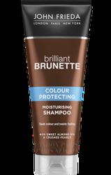John Frieda Brilliant Brunette Colour Protecting Shampoo Szampon do włosów ciemnych 250ml