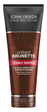 John Frieda Brilliant Brunette Vsibly Deeper Conditioner Odżywka do włosów ciemnych 250ml