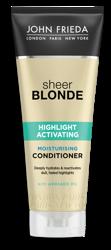 John Frieda Sheer Blonde Highlight Activating Conditioner Odżywka do włosów blond 250ml