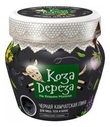 KOZA DEREZA Czarna glinka kamczacka 175ml
