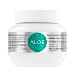 Kallos Aloe Vera Mask - Aloesowa maska do włosów 275ml