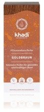 Khadi Henna do włosów  Golden Brown 100g