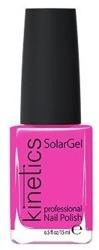 Kinetics Lakier solarny SolarGel 196 Electro Pink 15ml