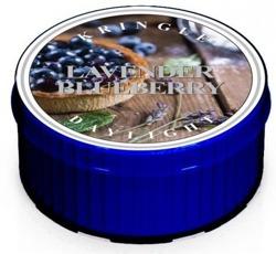 Kringle Candle Daylight Świeczka zapachowa Lavender Blueberry